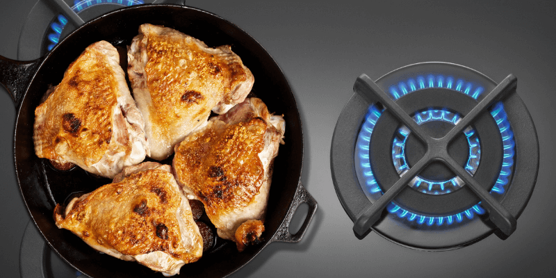 Induction Cooktops Vs Gas Cooktops