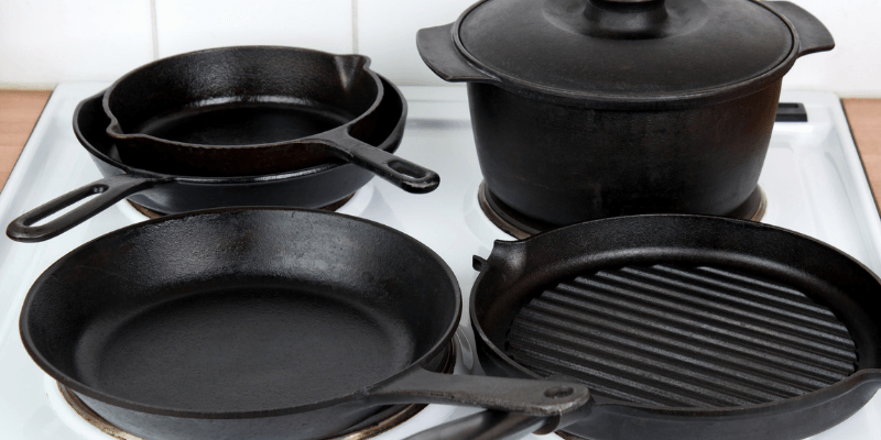 Cast Iron Work On Induction Cooktops