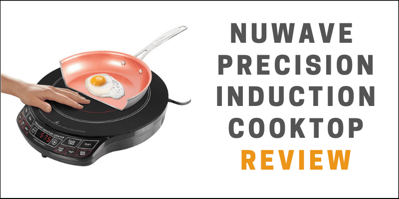 NuWave Precision Induction Cooktop 1300 Watts Review