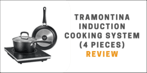 Tramontina four-piece induction cooking system Review