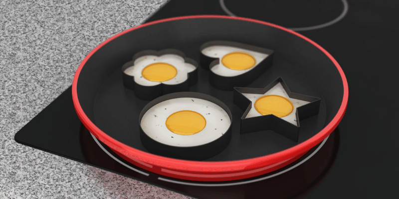 How to Cook Eggs on an Induction Cooktop