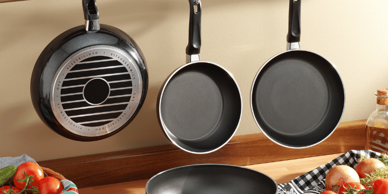 best Non-stick pans for Induction cooktops - Induction Compatible