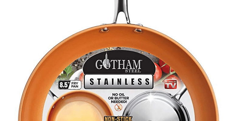 Will Gotham Steel Pan work on an Induction cooktop