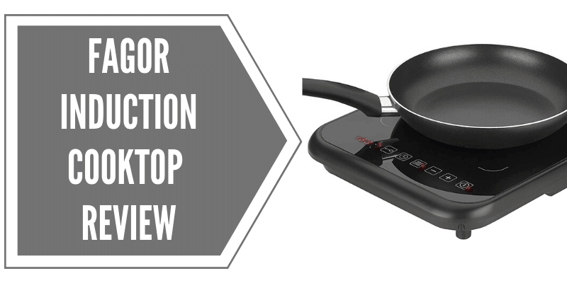 Fagor Portable Induction Cooktop (670041860) Review
