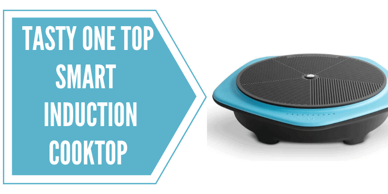 Tasty One Top (Cuisinart) Smart Induction Cooktop Review