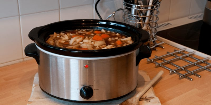 Induction hob vs Slow cooker - What's the difference