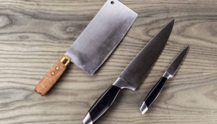 How to Get Rust Off Kitchen Knives