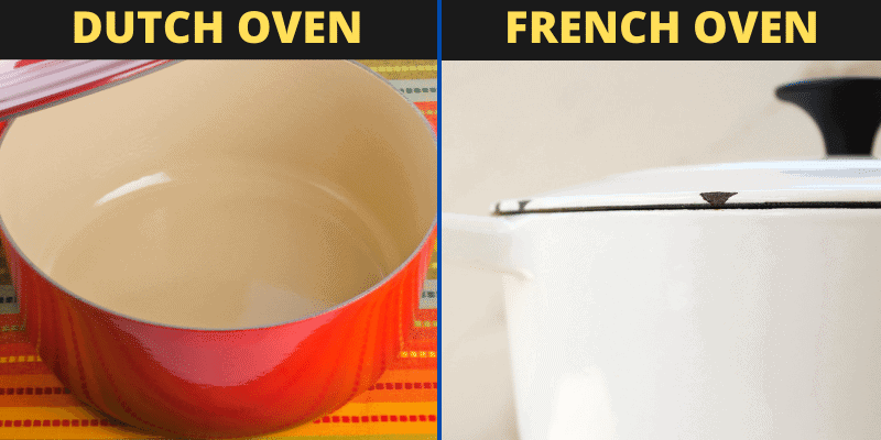 French Oven vs Dutch Oven - What's the Difference