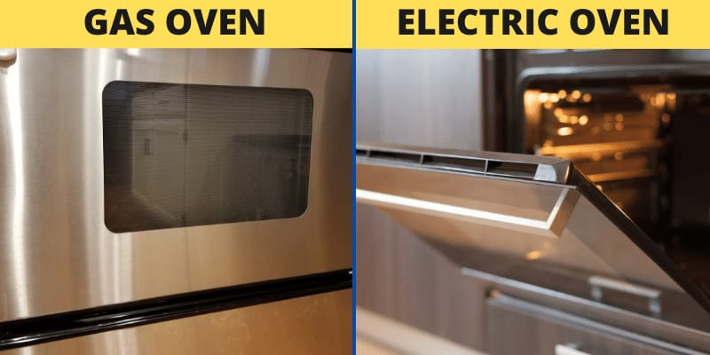 Gas Oven vs Electric Oven for Baking - Which One is Better